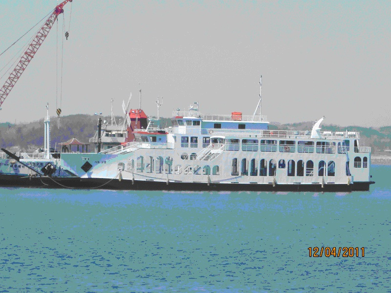 300 PAX Used Passenger Boat For Sale