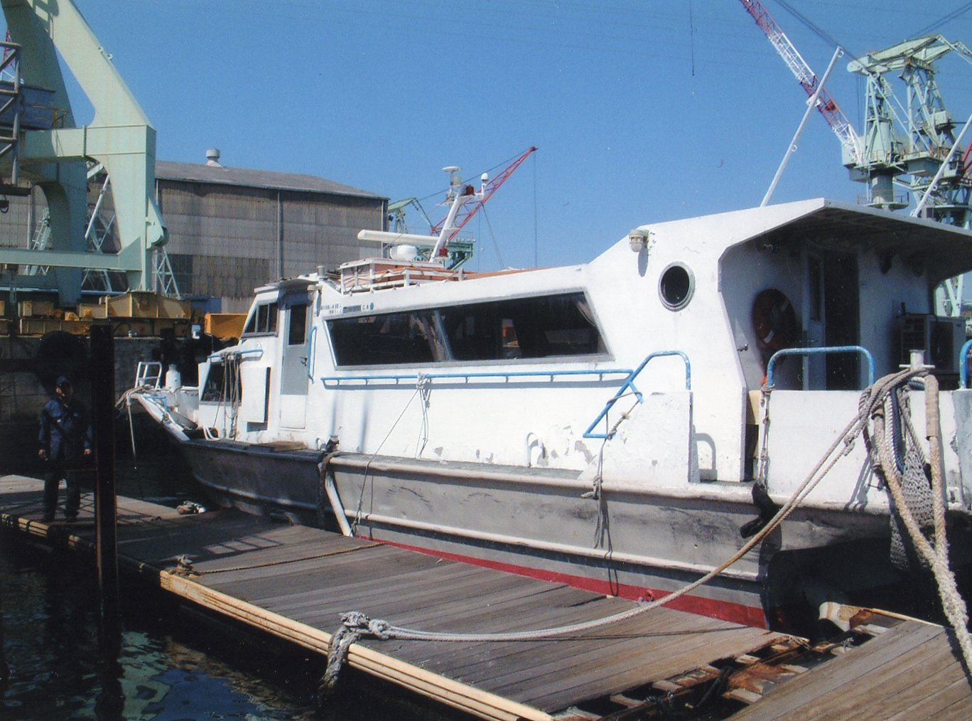 64 PAX Used Passenger Boat for sale