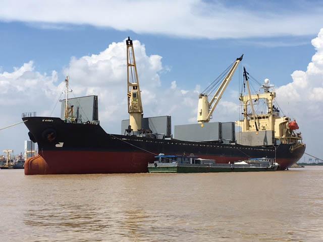10000 DWT Used Bulk Carrier for sale