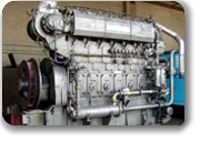 Marine Engine & Parts